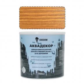 Аквадекор Oxidom дуб - интернет-магазин tricolor.com.ua