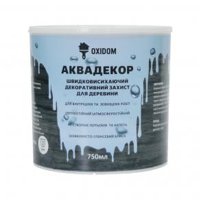 Аквадекор Oxidom махагон - изображение 4 - интернет-магазин tricolor.com.ua