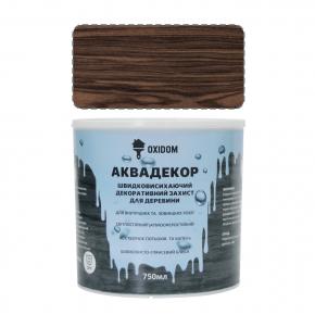 Аквадекор Oxidom палисандр - интернет-магазин tricolor.com.ua