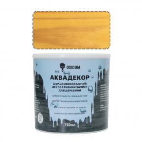 Аквадекор Oxidom сосна - интернет-магазин tricolor.com.ua