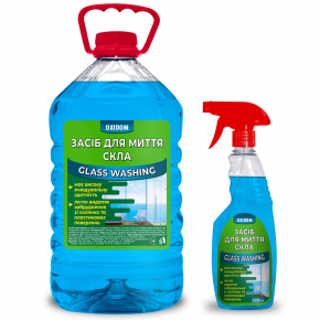 Средство для мытья посуды Oxidom Лимон - изображение 2 - интернет-магазин tricolor.com.ua