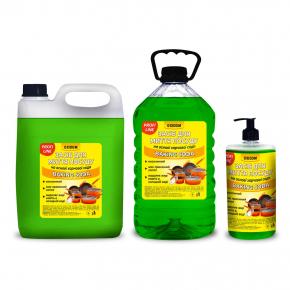 Средство для мытья посуды Oxidom Лимон - изображение 3 - интернет-магазин tricolor.com.ua