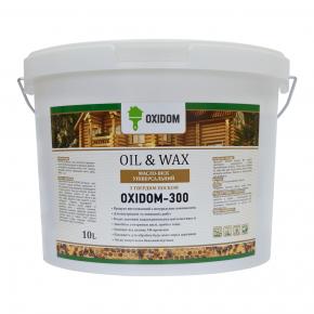 Oxidom-300 Масло-воск - изображение 3 - интернет-магазин tricolor.com.ua