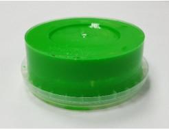 Купить Краска флуоресцентная пластизольная зеленая - 14