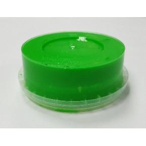 Краска флуоресцентная пластизольная зеленая - изображение 2 - интернет-магазин tricolor.com.ua
