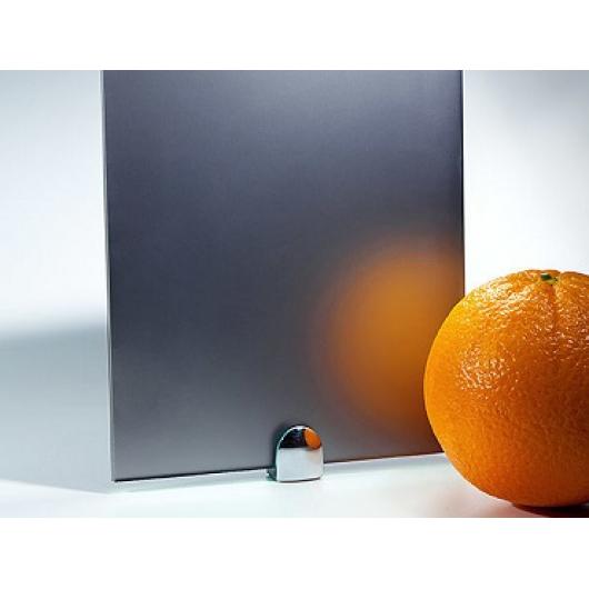 Зеркало сатин графит 4 мм