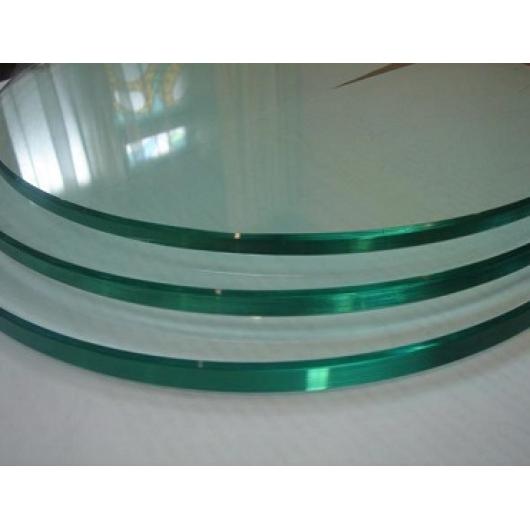 Полировка кромки стекла криволинейная 12 мм