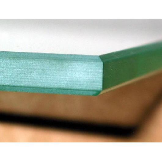 Шлифовка кромки стекла прямолинейная 4 мм