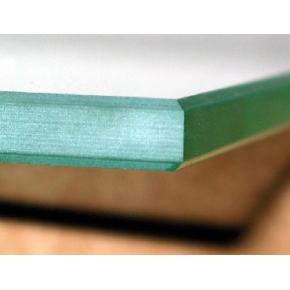 Шлифовка кромки стекла прямолинейная 10 мм