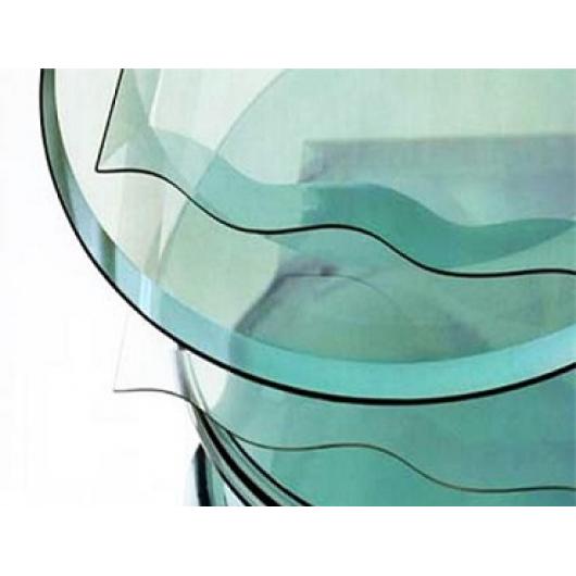 Фацет стекла криволинейный 15 мм