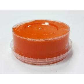 Краска пластизольная оранжевая - изображение 2 - интернет-магазин tricolor.com.ua
