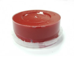 Купить Краска пластизольная бордовая - 4