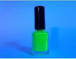 Лак для ногтей флуоресцентный зеленый - изображение 2 - интернет-магазин tricolor.com.ua