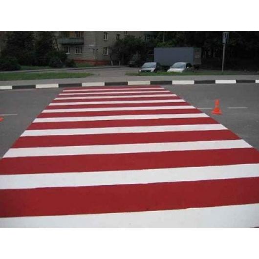 Краска для дорожной разметки красная - изображение 4 - интернет-магазин tricolor.com.ua