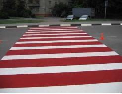 Купить Краска для дорожной разметки красная - 20