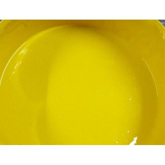 Краска для дорожной разметки желтая