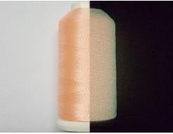 Светящаяся нитка Tricolor персиковая - изображение 2 - интернет-магазин tricolor.com.ua