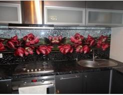 Кухонный фартук из стекла с фотопечатью - изображение 7 - интернет-магазин tricolor.com.ua