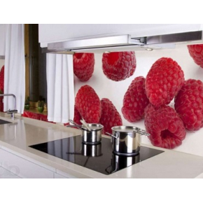 Кухонный фартук из супер чистого стекла с фотопечатью - изображение 2 - интернет-магазин tricolor.com.ua