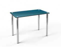 Купить Стеклянный обеденный стол S1 1100*650 покраска - 7