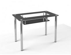 Купить Стеклянный обеденный стол S2 1200*750 покраска - 12