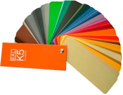 Купить Каталог цветов RAL - K5 Classic матовый - 27