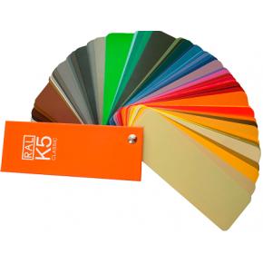 Каталог цветов RAL - K5 Classic полуматовый - изображение 2 - интернет-магазин tricolor.com.ua