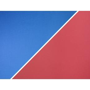 Коврик-каремат Izolon Optima Light 16 180х60 красно-синий