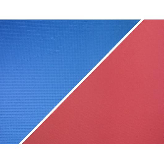 Коврик-каремат Izolon Optima Light 16 180х60 красно-синий - интернет-магазин tricolor.com.ua
