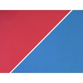 Коврик-каремат Izolon Tourist 12 180х60 красно-бело-синий