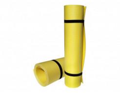 Коврик-каремат Izolon Yoga Asana желтый - изображение 3 - интернет-магазин tricolor.com.ua