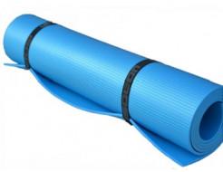 Коврик-каремат Izolon Yoga Master синий - изображение 2 - интернет-магазин tricolor.com.ua