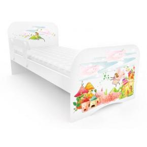Кроватка стандарт Сказка 80х170 ДСП