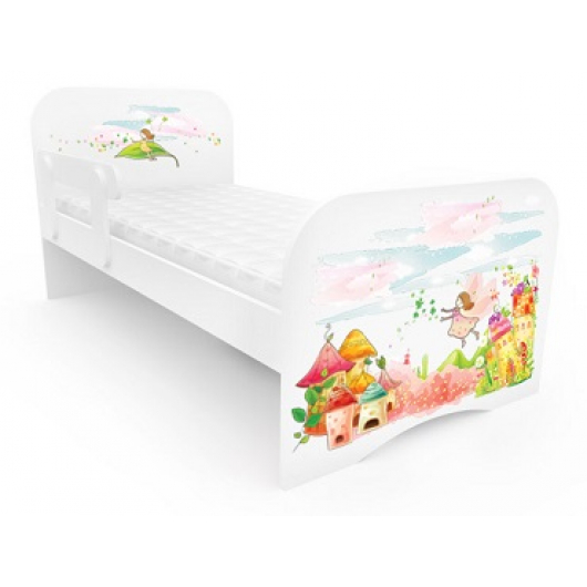 Кроватка стандарт Сказка 80х160 ДСП