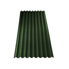 Ондулин лист зеленый