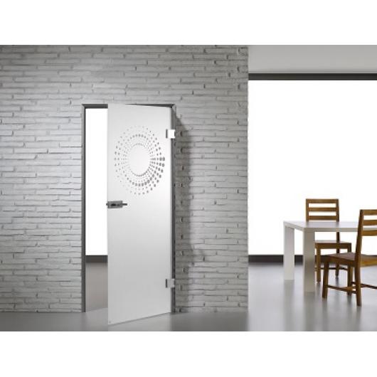 Дверь алюминиевой коробке 3 - интернет-магазин tricolor.com.ua
