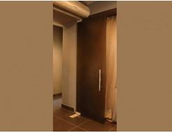 Дверь маятниковая с доводчиком 1 - изображение 7 - интернет-магазин tricolor.com.ua