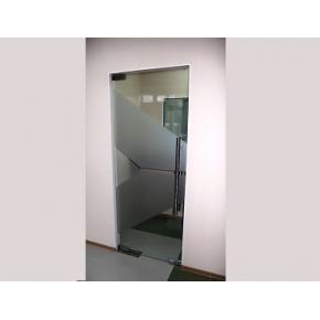 Дверь маятниковая с доводчиком 1 - изображение 2 - интернет-магазин tricolor.com.ua