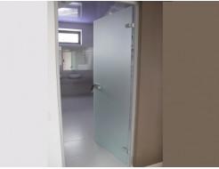 Дверь маятниковая с доводчиком 2 - изображение 2 - интернет-магазин tricolor.com.ua