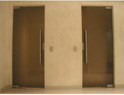Купить Дверь маятниковая с доводчиком 2 - 54