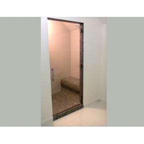 Дверь в душ одна створка 1 - изображение 2 - интернет-магазин tricolor.com.ua