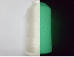 Светящаяся нитка Tricolor белая - изображение 2 - интернет-магазин tricolor.com.ua