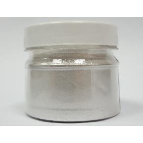 Перламутр PWS-183/50-500 мк белое серебро Tricolor