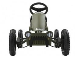 Веломобиль Jeep Adventure BFR - изображение 2 - интернет-магазин tricolor.com.ua