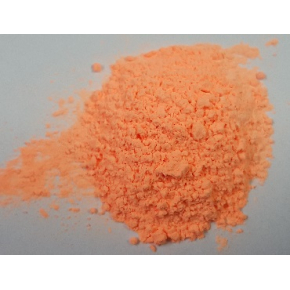 Люминесцентный пигмент Люминофор цветной Tricolor Red-Orange розовый - изображение 2 - интернет-магазин tricolor.com.ua