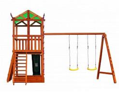 Игровой комплекс для детей Babyland-4 - изображение 3 - интернет-магазин tricolor.com.ua