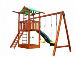 Игровой комплекс Babyland-2 - изображение 6 - интернет-магазин tricolor.com.ua