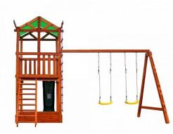 Игровой комплекс Babyland-2 - изображение 7 - интернет-магазин tricolor.com.ua