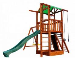 Игровой комплекс для дачи Babyland-6 - изображение 3 - интернет-магазин tricolor.com.ua