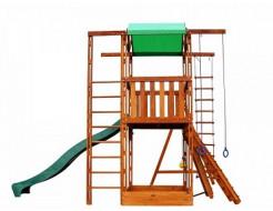 Игровой комплекс для дачи Babyland-6 - изображение 5 - интернет-магазин tricolor.com.ua